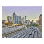 Atlanta céntrica impresiones fotográficas