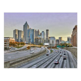 Atlanta céntrica postal