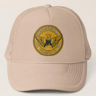 Atlanta City seal Trucker Hat