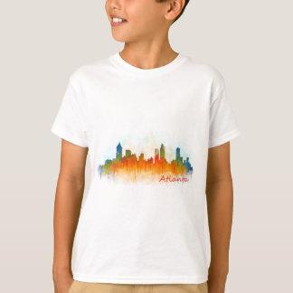 Atlanta cityscape Skyline v3 T-Shirt