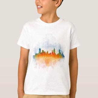Atlanta cityscape Skyline v4 T-Shirt