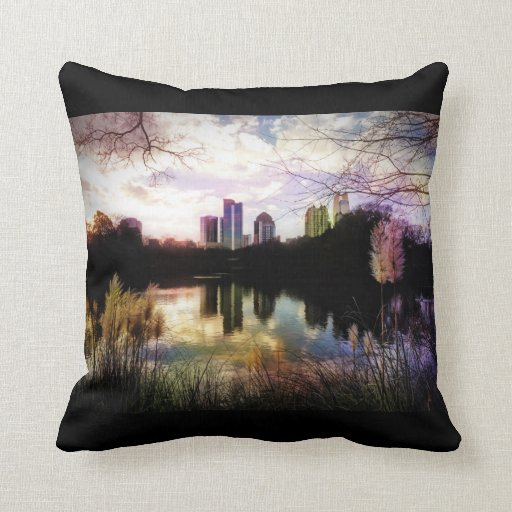 Envogue Decorative Pillows : Atlanta En Vogue 3 Throw Pillows Zazzle