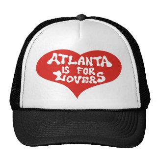 Atlanta está para los amantes gorras
