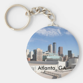 Atlanta, GA Key Chain
