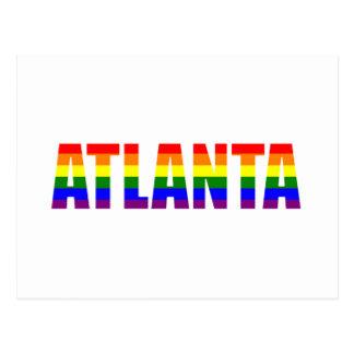 Atlanta Gay Pride Postcard