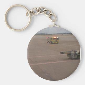Atlanta Georgia Airport Fire Crew Key Chains