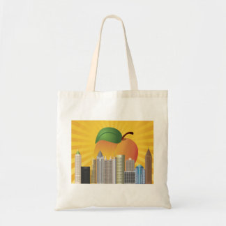 Atlanta Georgia and Peach Bag