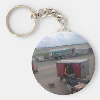 Atlanta Georgia Baggage Handler Key Chain