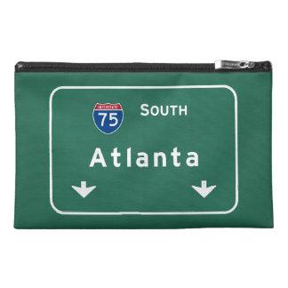 Atlanta Georgia ga Interstate Highway Freeway : Travel Accessory Bags