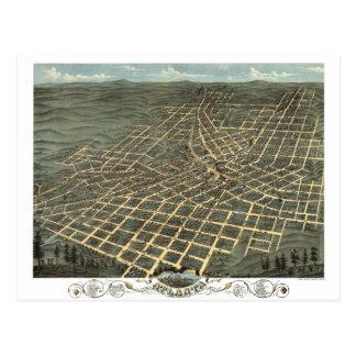 Atlanta Georgia in 1871 Postcards