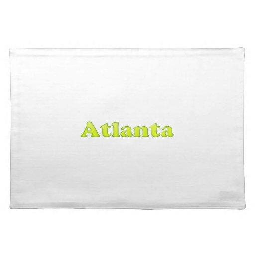 Atlanta Georgia Mantel Individual