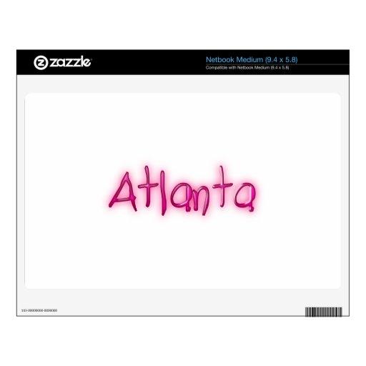 Atlanta Georgia Netbook Skins
