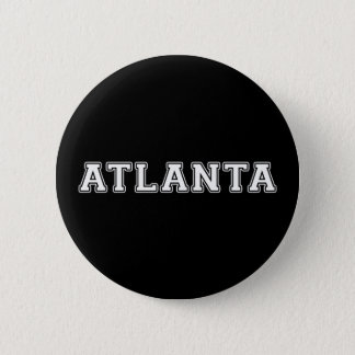 Atlanta Georgia Pinback Button
