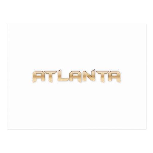 Atlanta Georgia Postal
