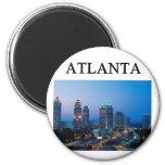 ATLANTA georgia Refrigerator Magnets