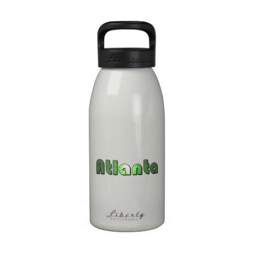 Atlanta Georgia Reusable Water Bottles