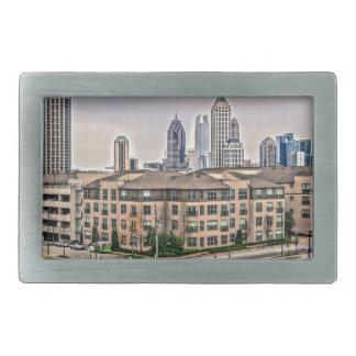 Atlanta Georgia skyline Belt Buckle