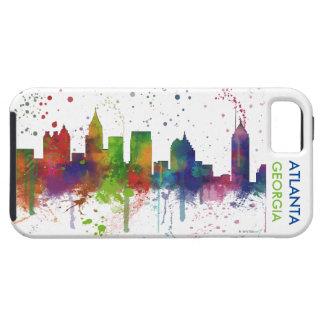 ATLANTA GEORGIA SKYLINE iPhone SE/5/5s CASE