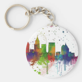 ATLANTA GEORGIA SKYLINE KEYCHAIN
