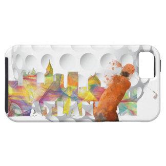 ATLANTA GEORGIA SKYLINE MCLR 2 - iPhone SE/5/5s CASE