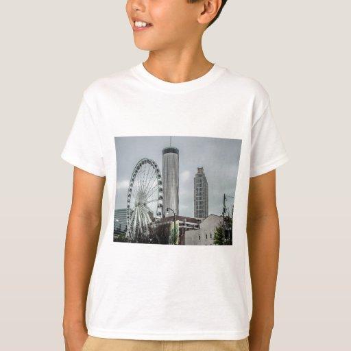 Atlanta Georgia Skyline T Shirt Zazzle