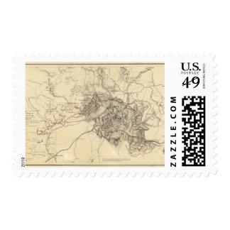 Atlanta, Georgia Stamp