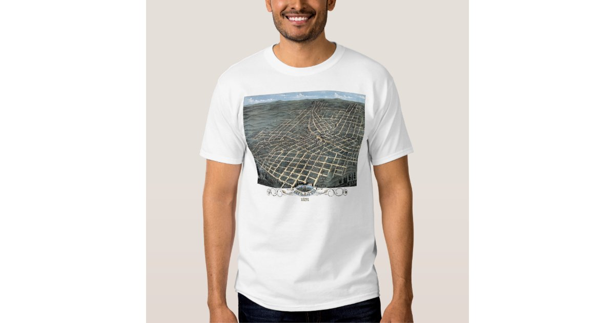 Atlanta Georgia T Shirt Zazzle