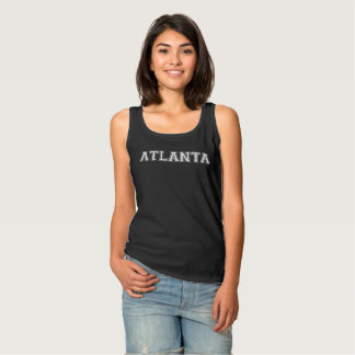 Atlanta Georgia Tank Top