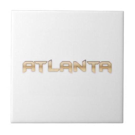 Atlanta Georgia Tejas Cerámicas