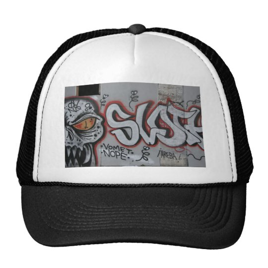 Atlanta Graffiti Trucker Hat