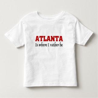 Atlanta I rather be Toddler T-shirt