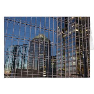 Atlanta in Reflection Card