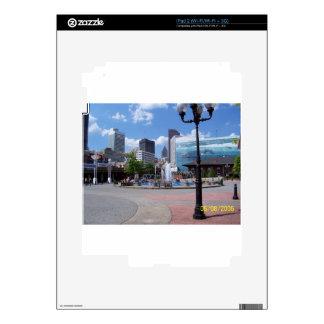Atlanta iPad 2 Skin