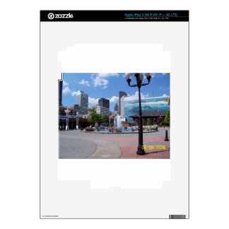 Atlanta iPad 3 Pegatina Skin