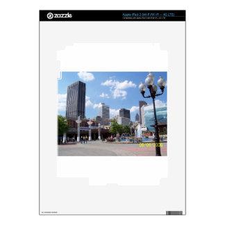 Atlanta iPad 3 Skin