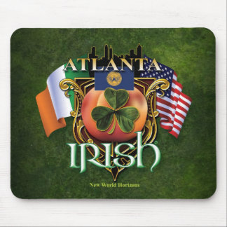Atlanta Irish Pride Mouse Pad