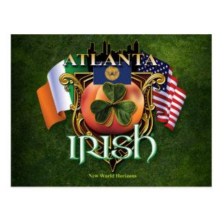 Atlanta Irish Pride Postcard