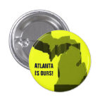 ATLANTA IS OURS! BUTTON