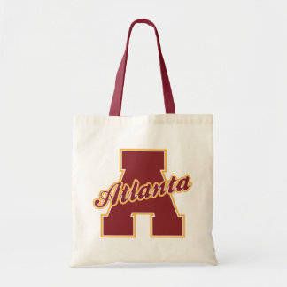 Atlanta Letter Tote Bag