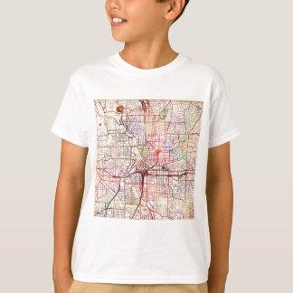 atlanta map painting T-Shirt