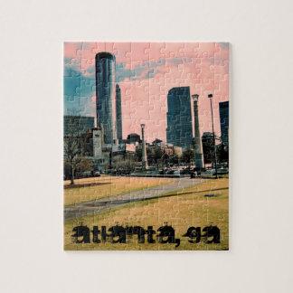 Atlanta Photo Puzzle