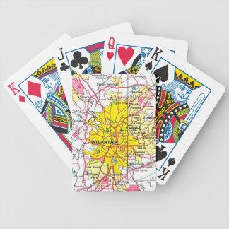 Atlanta Bicycle Playing Cards
