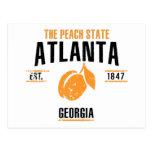 Atlanta Postcard