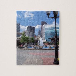 Atlanta Jigsaw Puzzle
