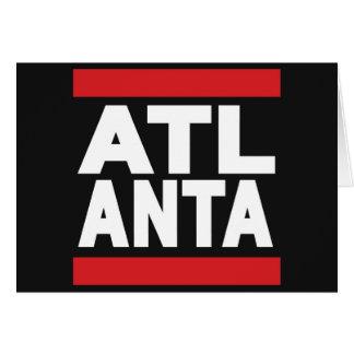 Atlanta Red Card