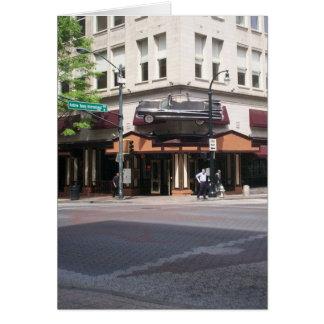 Atlanta Restaurant Card