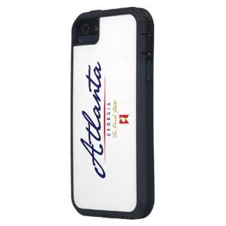 Atlanta Script iPhone SE/5/5s Case