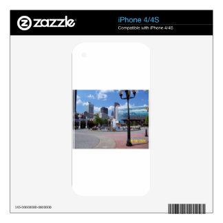 Atlanta Skins For iPhone 4S