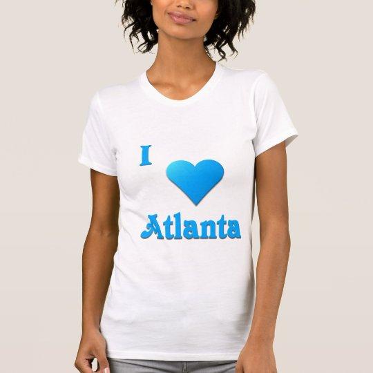 Atlanta -- Sky Blue T-Shirt