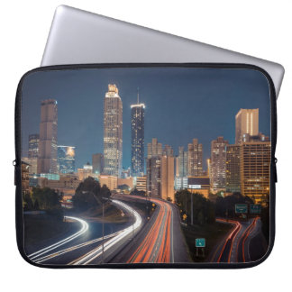 Atlanta Skyline 15 Inch Sleeve